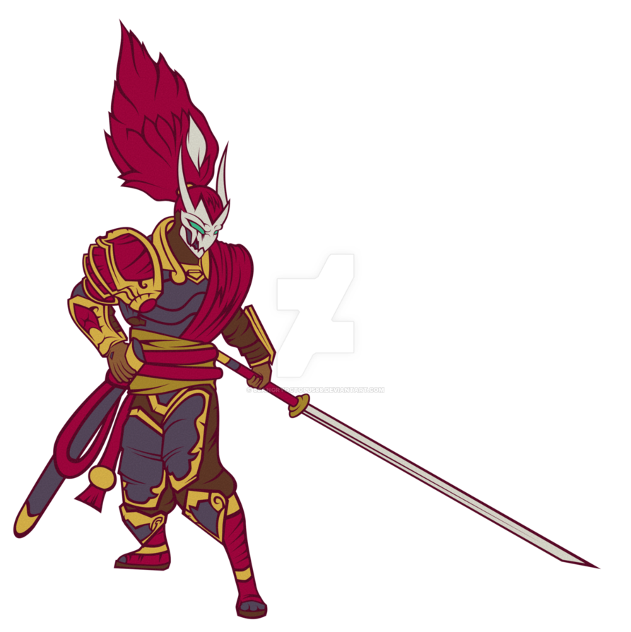 jpg stock blood moon yasuo by