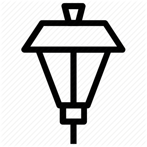 image Lamp outdoor free on. Post clipart.