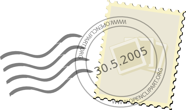 png free library Postage Stamp Outline