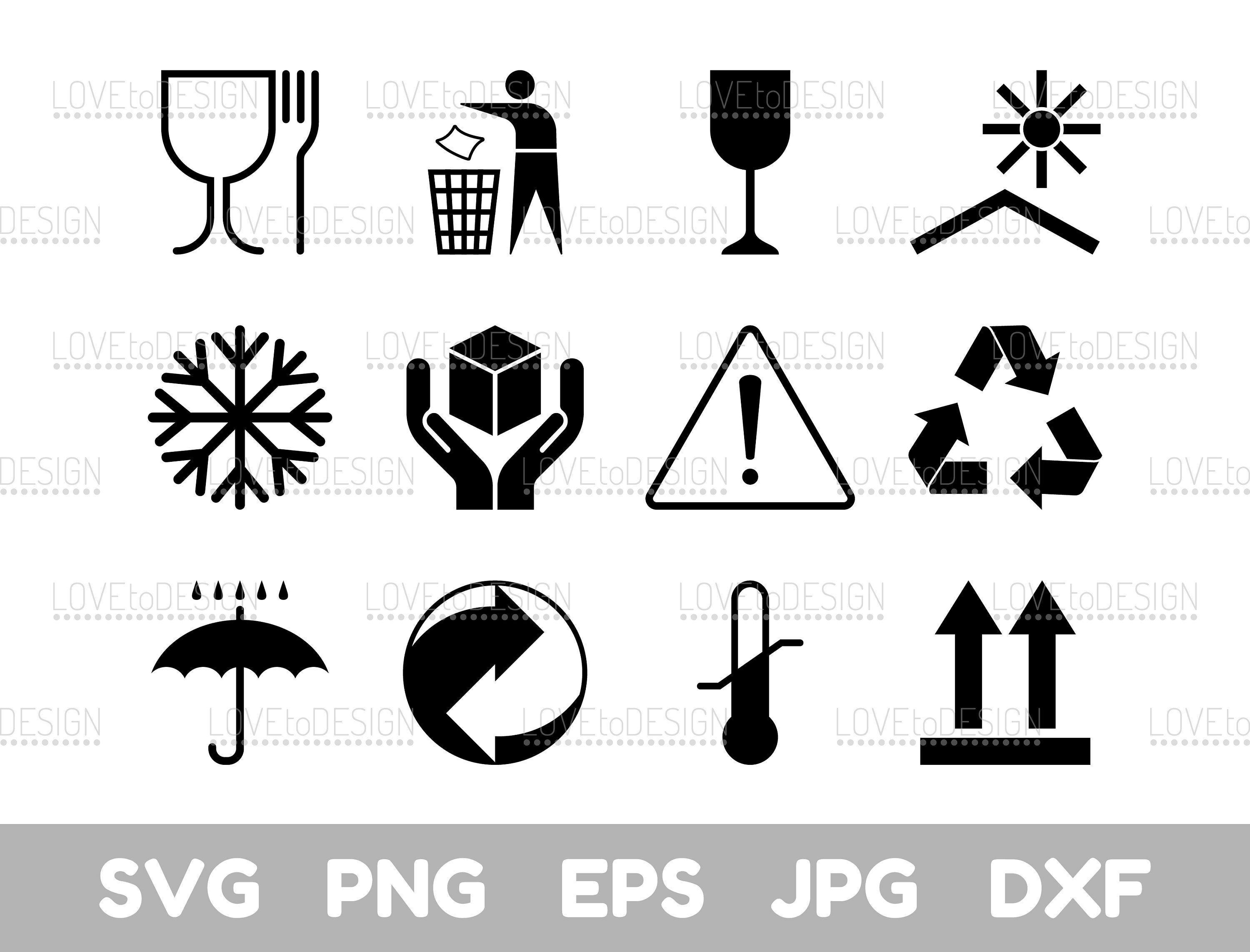 svg black and white library Post clipart svg. Symbols packaging