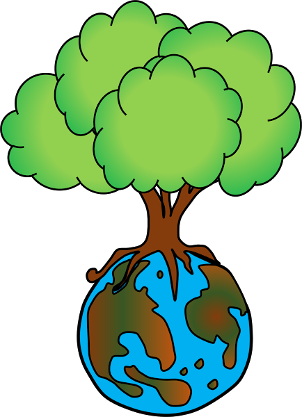 graphic royalty free stock Save the planet free. Poster clipart