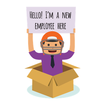 vector royalty free Smoking Clipart old employee