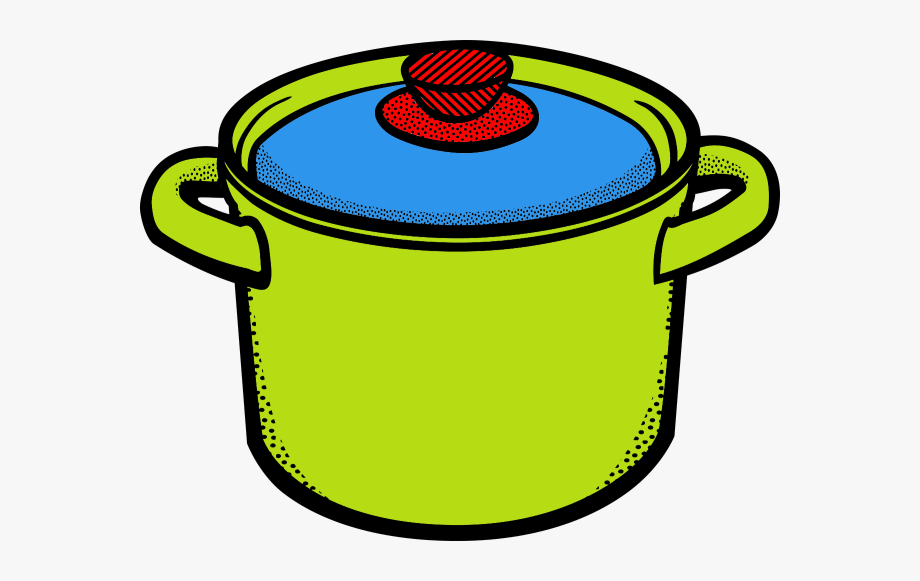 graphic royalty free download Pot clipart. A sampling of soups.