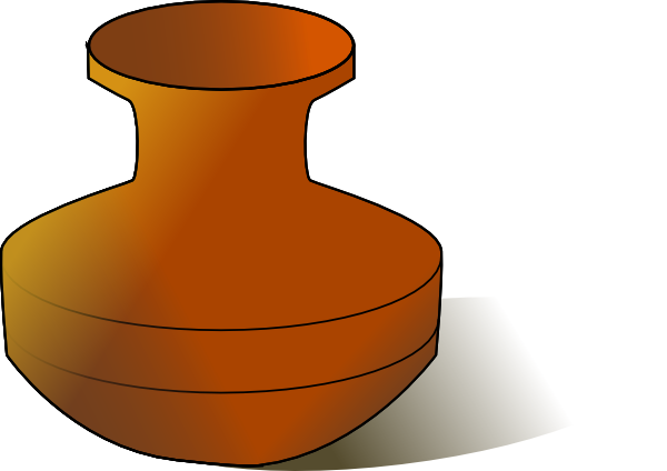 image freeuse Pot clipart. Clay .