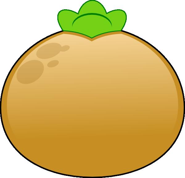 graphic transparent download Potato clip art at. Potatoes clipart vector