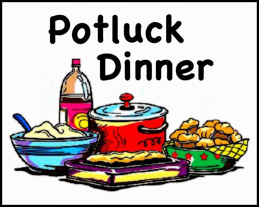 banner Church dinner clip art. Potluck clipart.