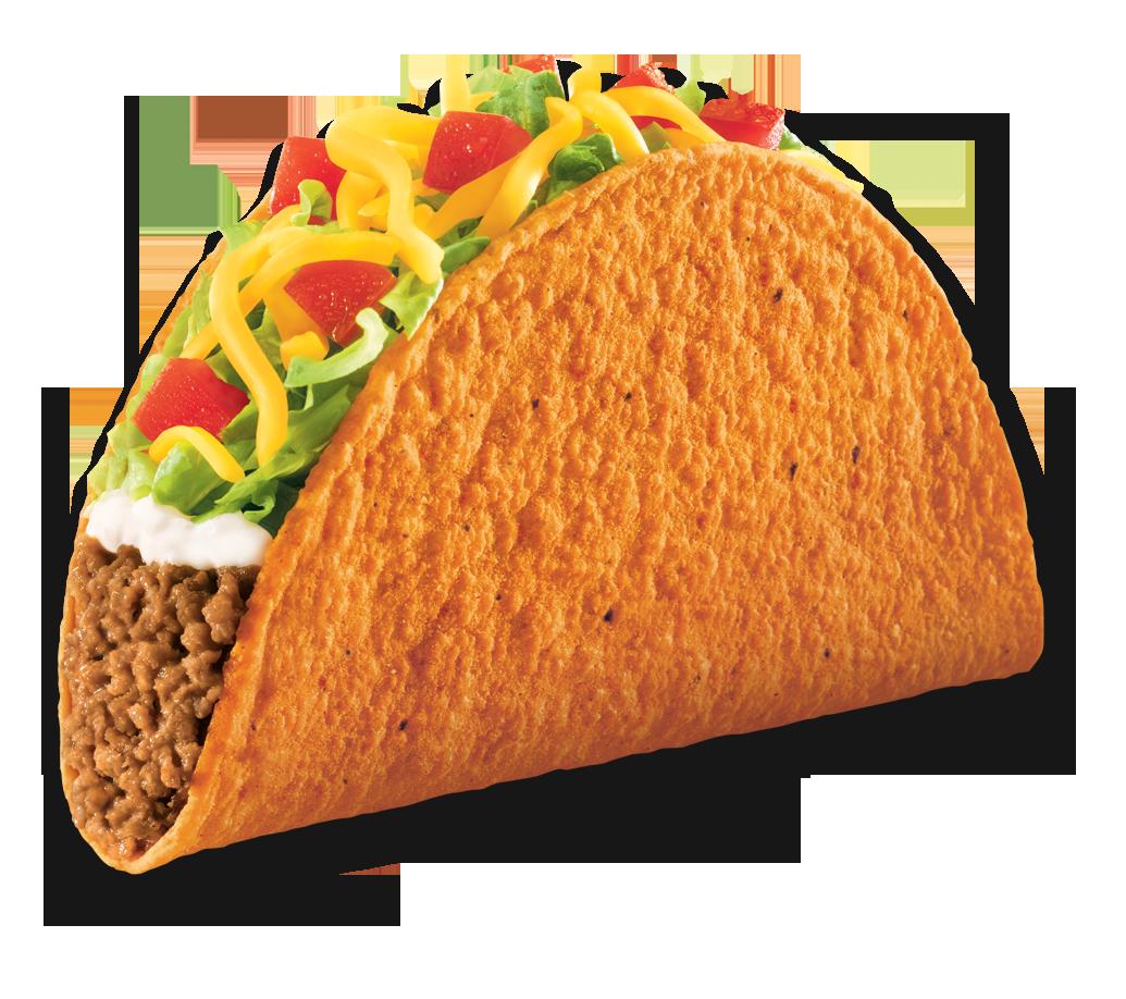 vector black and white stock Taco clipart free clip art