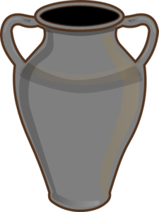 image transparent Drawn Vase banga