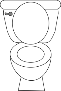 clip art library library Potty clipart. Toilet clip art at.