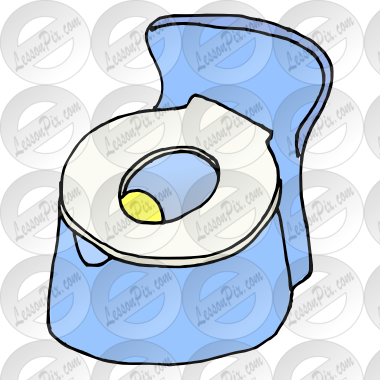 clipart download Training picture for classroom. Potty clipart.