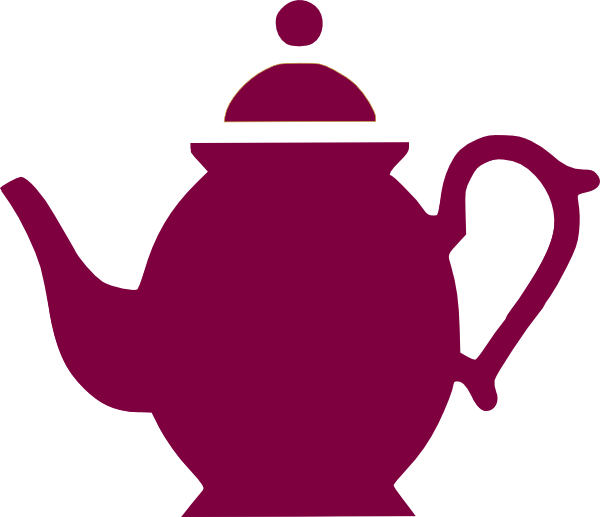 svg free download Teapot Pouring Magenta Clip Art at Clker