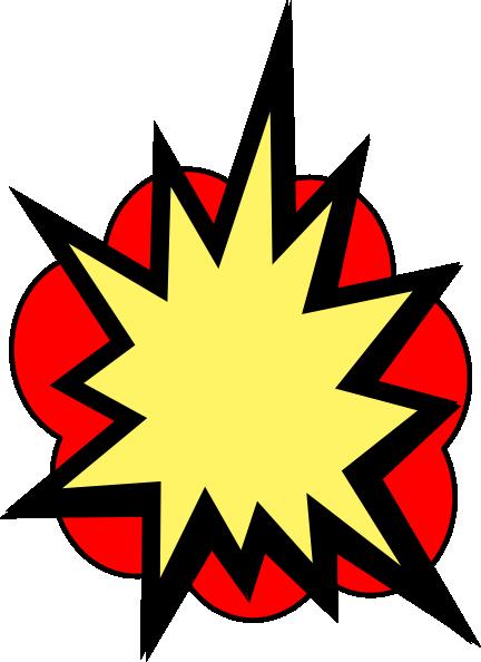 clipart transparent Pow clipart. Clip art vector online.