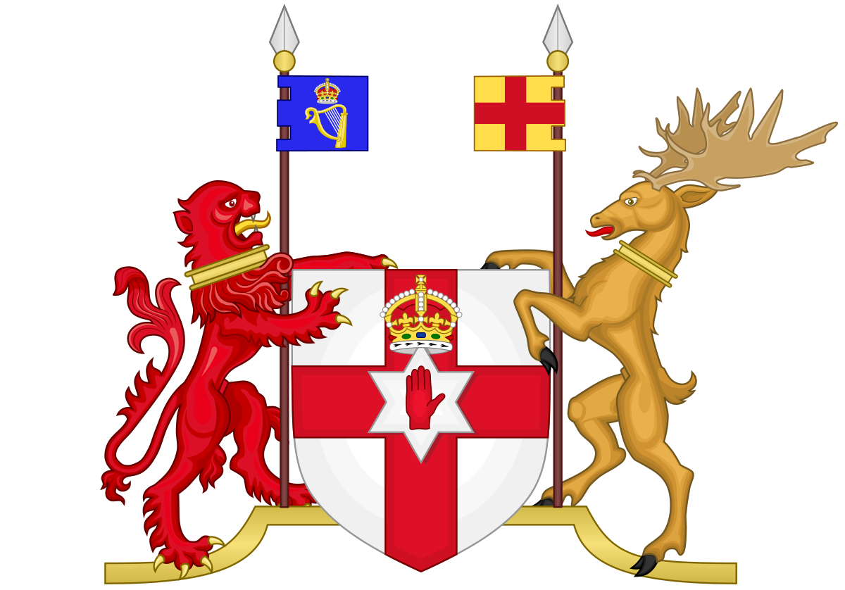 clipart library stock Parliament of Northern Ireland
