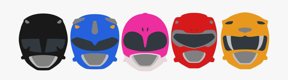 royalty free download Power rangers mask clipart. Helmet pink .