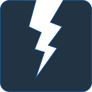jpg library Power Icon Clip Art at Clker