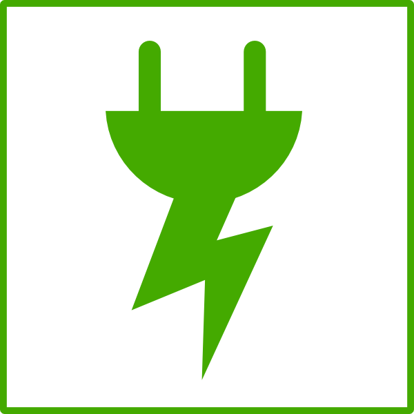 vector transparent stock Green Energy Icon Clip Art at Clker