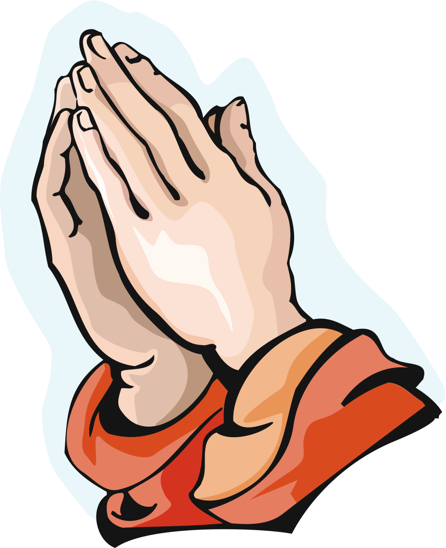 svg freeuse library Prayer clipart. Pin on lifestyle religious