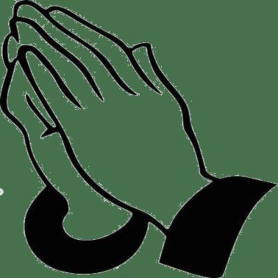 jpg royalty free download Praying Hands Clip Art Transparent