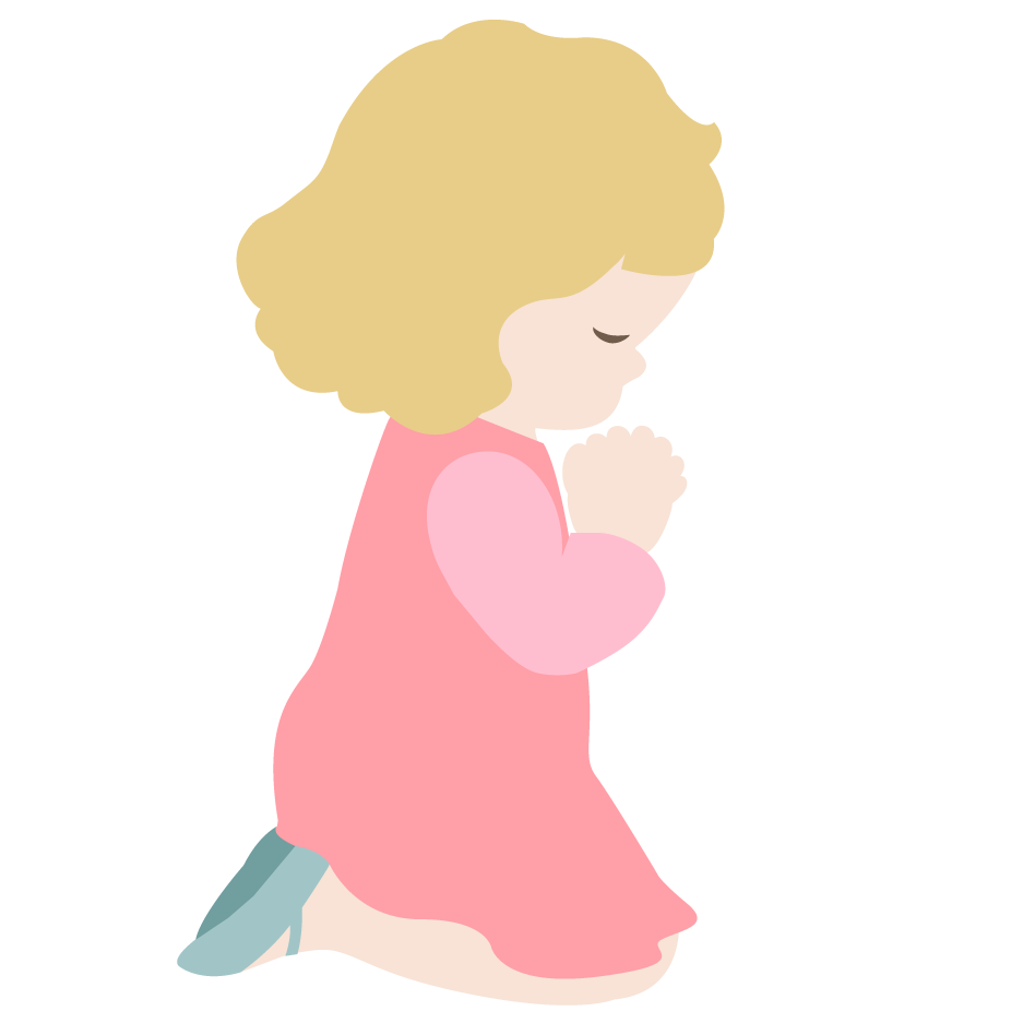 clip art royalty free Silhouette Of Child Praying at GetDrawings