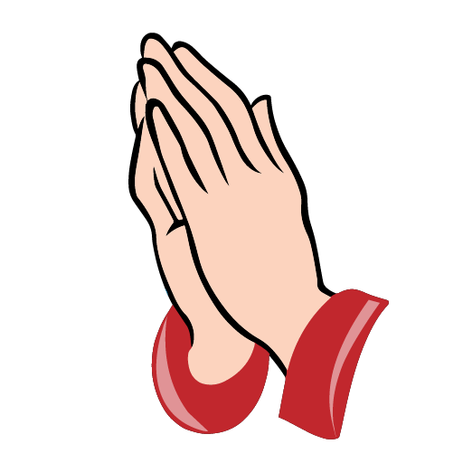 svg freeuse library Praying Hands Drawing Step By Step at GetDrawings