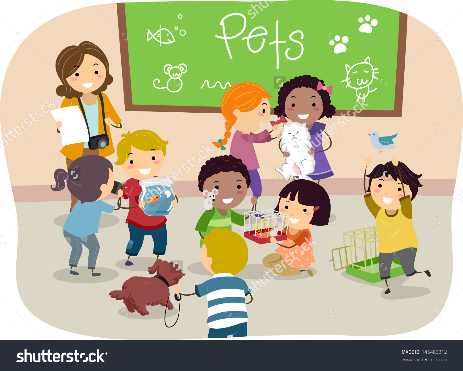 clip royalty free Preschool station . Clean up classroom clipart.