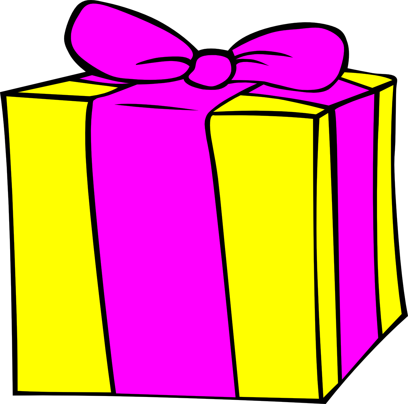 png library library Birthday Present Clipart