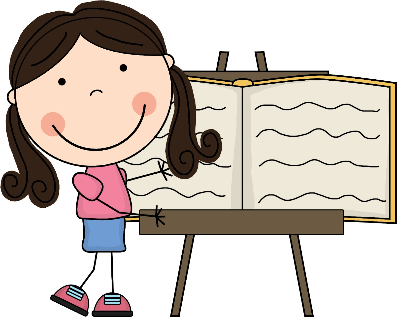picture black and white stock Presentation clipart. Free cliparts school presentations.