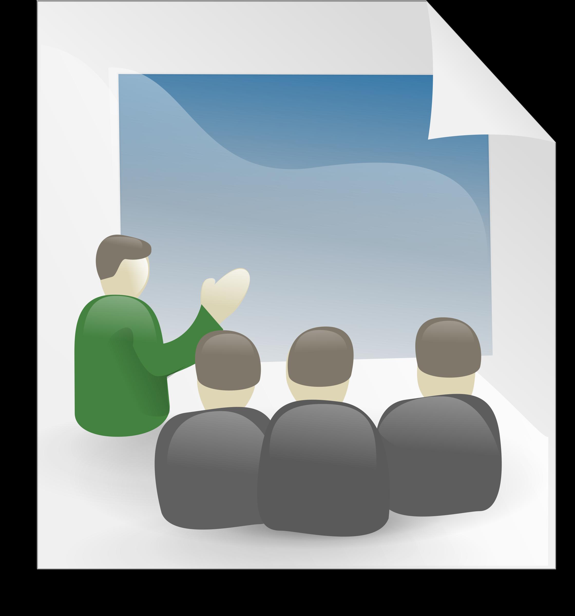 transparent stock Presentation clipart. Big image png.