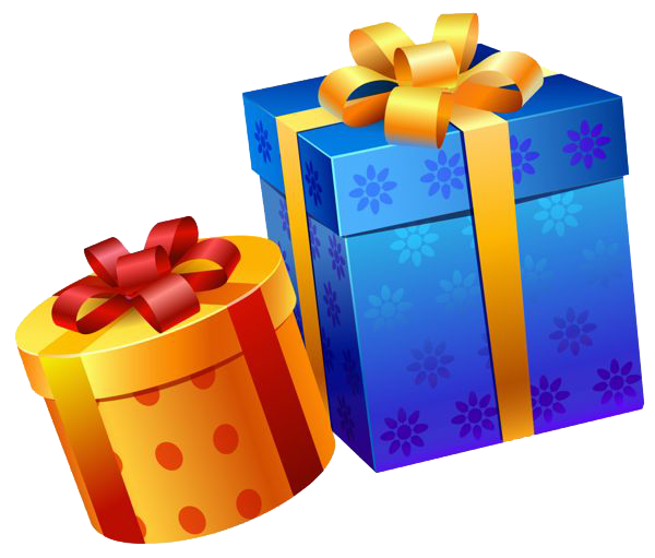free stock Presents clipart. Birthday present gift free.