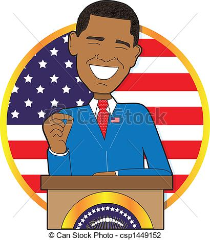graphic transparent library President clipart. Presidential clip art free.