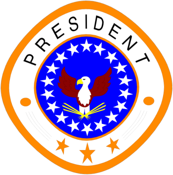 clipart freeuse stock Presidential seal image group. President clipart.