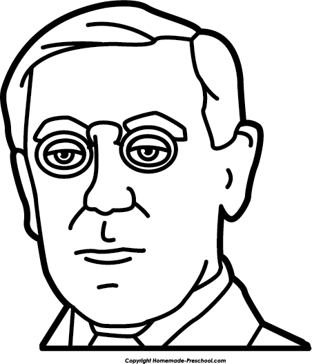 image freeuse library Woodrow Wilson Drawing at GetDrawings