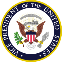 picture freeuse library Seal of the Vice President of the United States