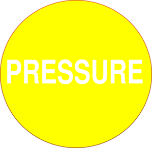 svg freeuse library Pressure clipart. Button .