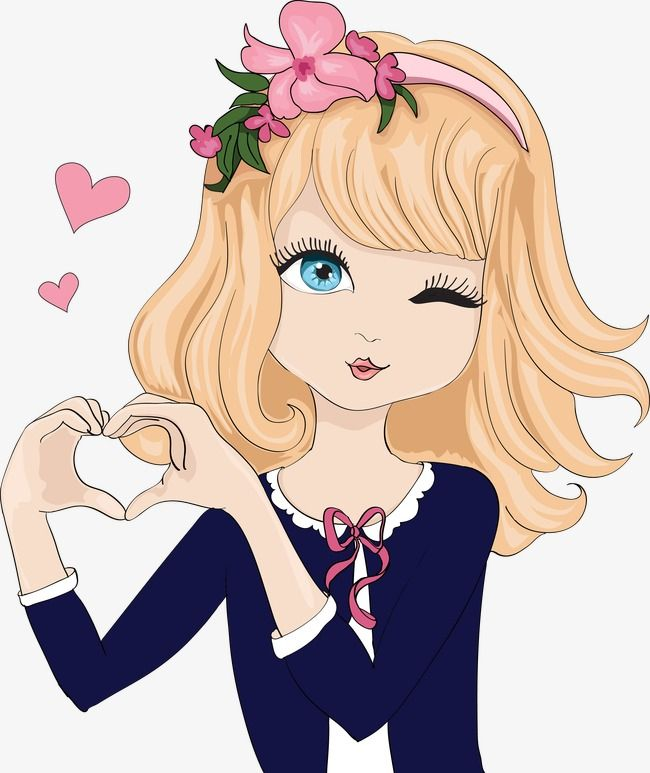 clipart freeuse library Pretty clipart. Beautiful girl maiden png.