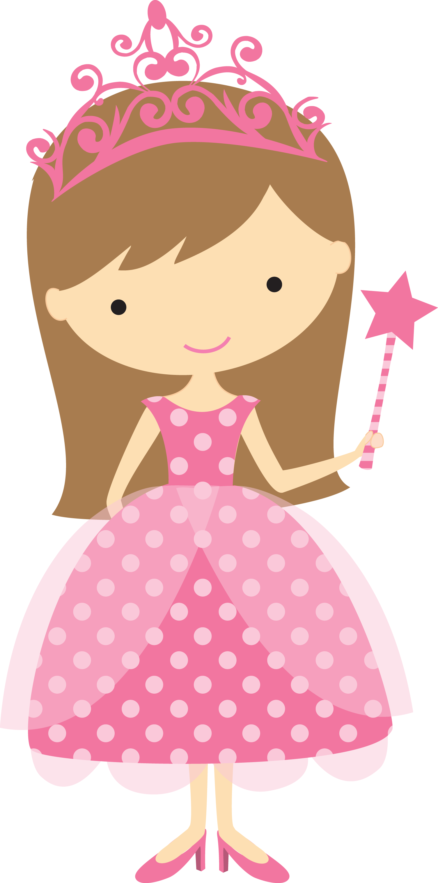graphic transparent stock  pretty png images. Girly clipart princess.