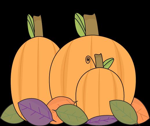clip free download Autumn pumpkins clip art. Pretty clipart.