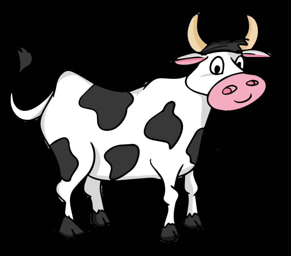jpg library library cute cartoon cow clip art