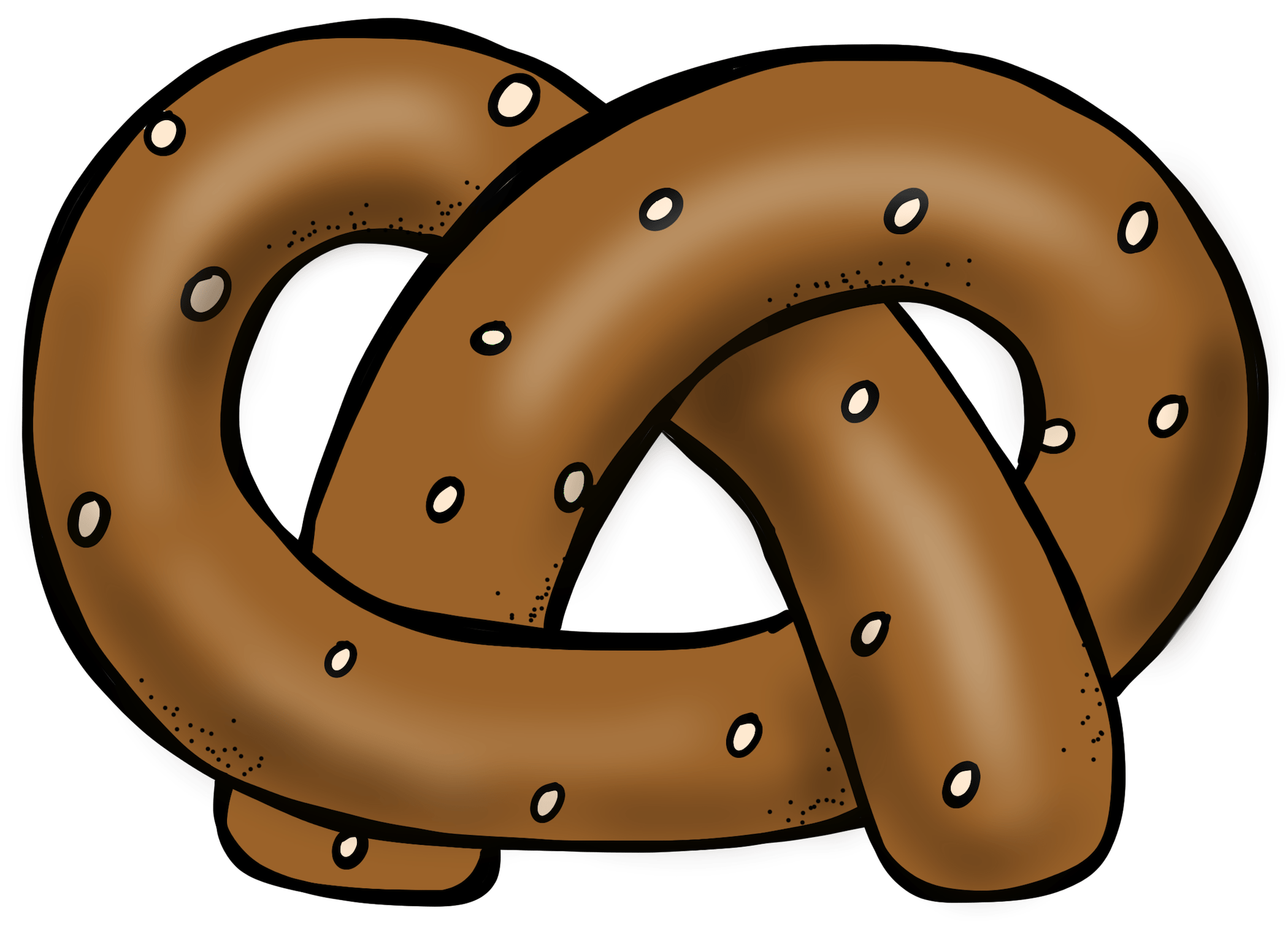 vector freeuse download Welcome to educlips store. Pretzel clipart.