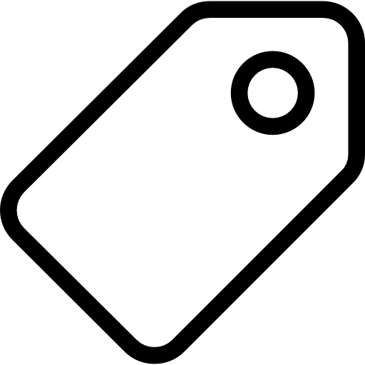 free download Price tag clipart black and white. Icon page