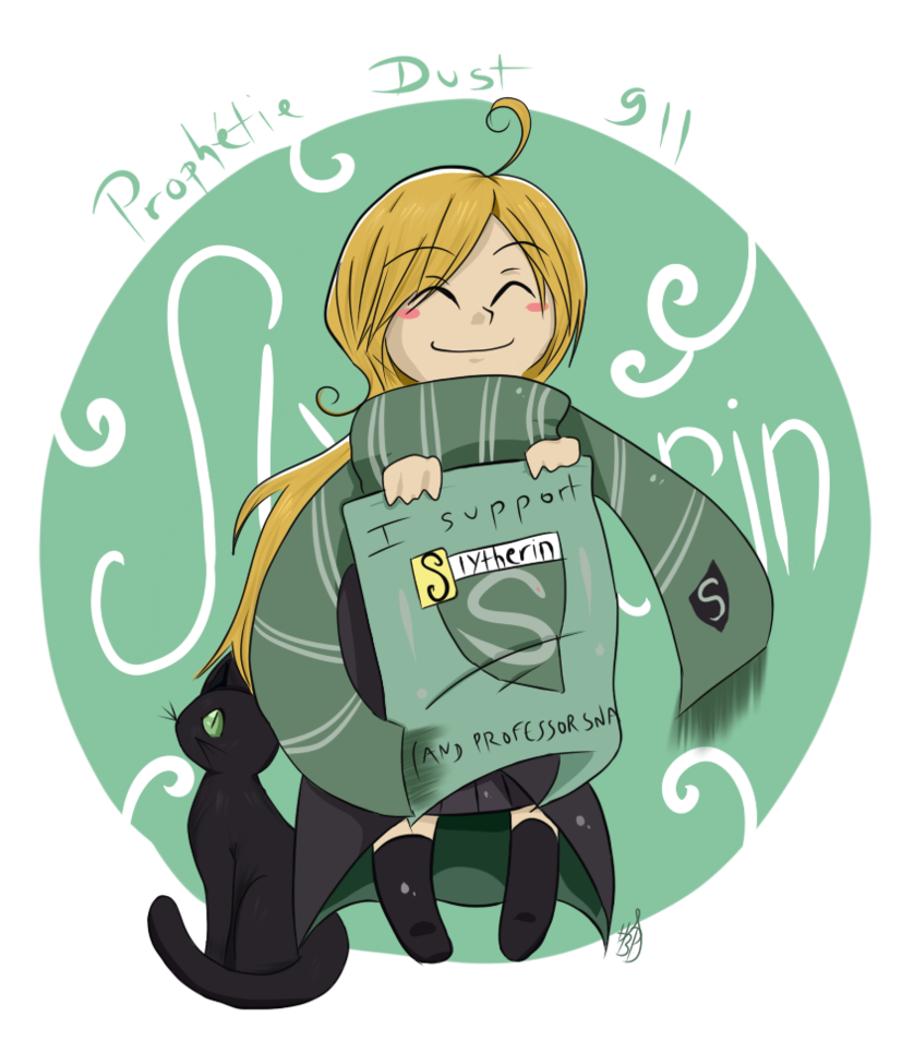 graphic transparent download slytherin student drawing