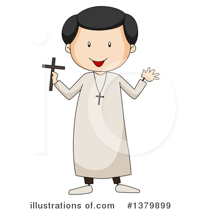 clip art free library Priest clipart. Illustration by graphics rf.