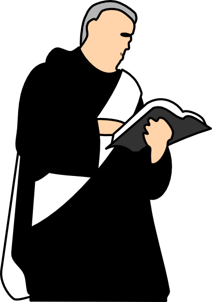 image freeuse Priest clipart. Clip art at clker.