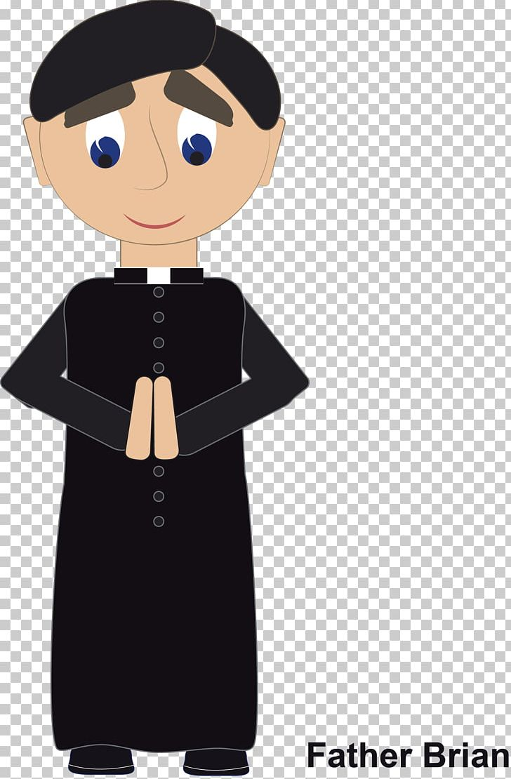 vector freeuse stock Priest drawing. Illustration png clipart cartoon
