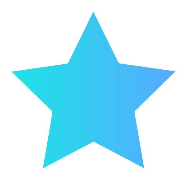 picture royalty free download Star pattern clipart at. Vector blue bluish