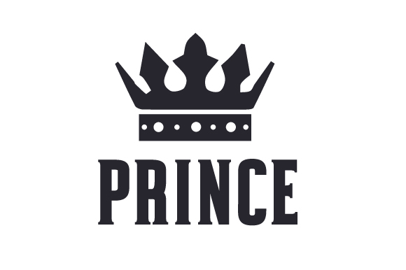 graphic free Prince svg.