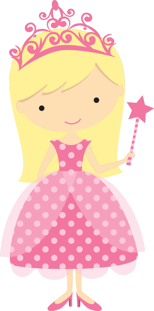 image transparent Girly clipart princess. Free pretty clip art.