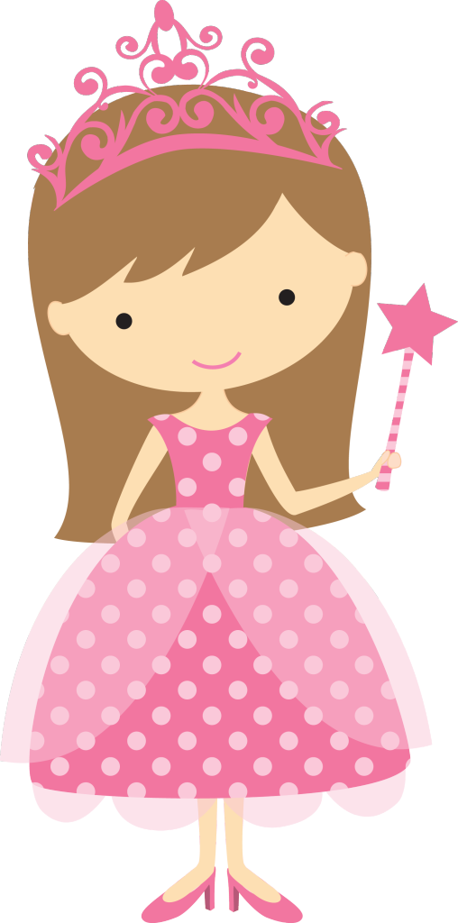 svg library stock Girly clipart princess. Free pretty clip art.