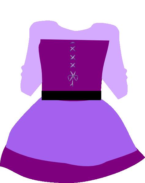 graphic transparent Princess Dress Clipart at GetDrawings