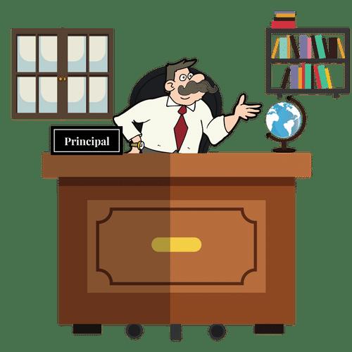jpg free library the Principal